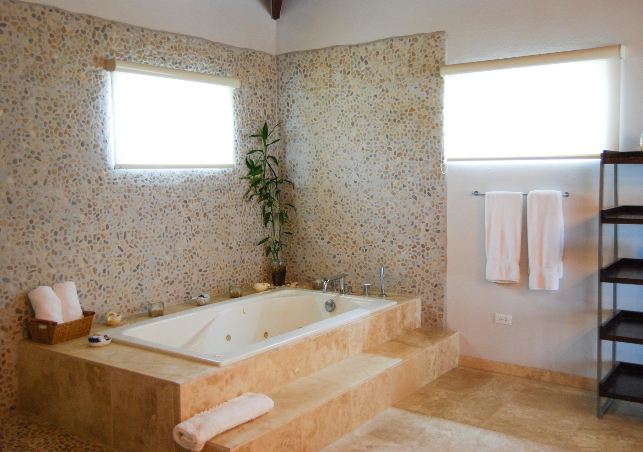 The Spectacular Master Bath