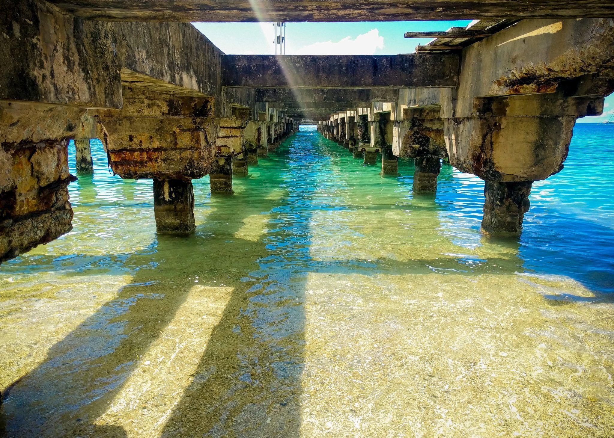 Muelle De La Cana