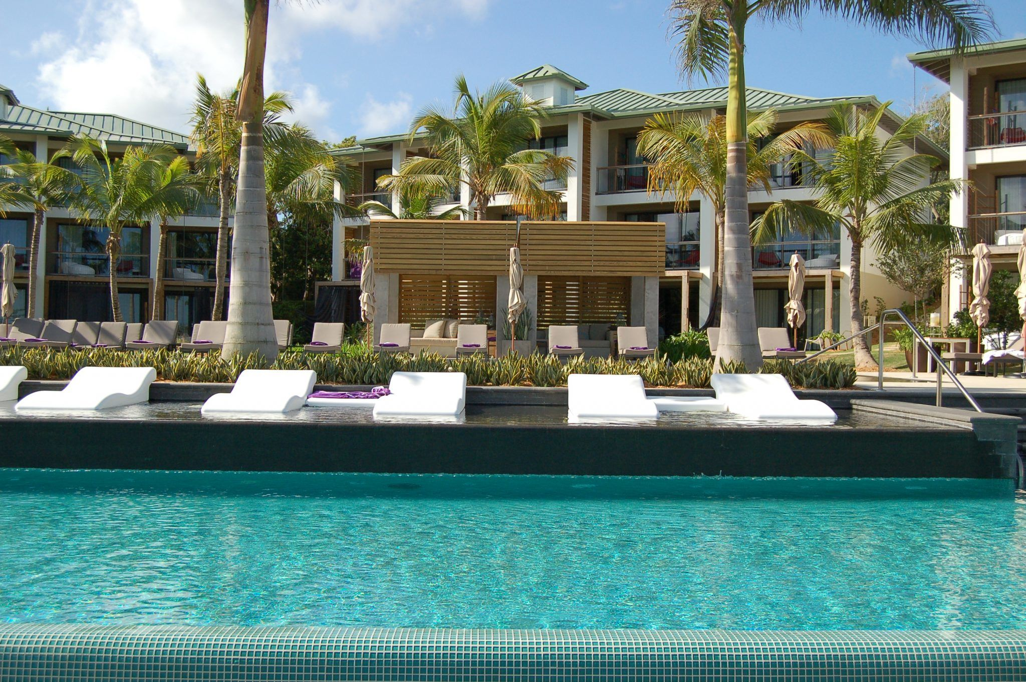 The W Hotel Vieques